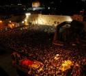 The Kotel at time of Selicoht. Photographer: Shraga Strarz