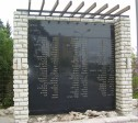 Memorial for the victims of the Hadassah medical convoy massacre