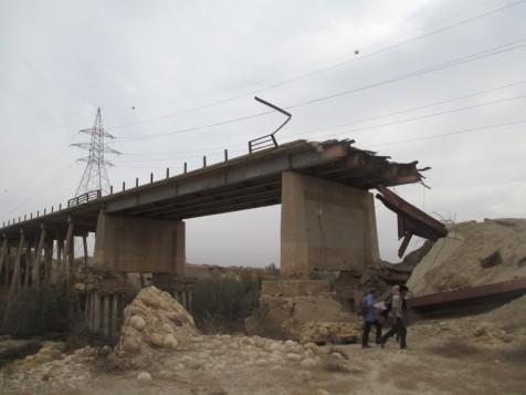 גשר המלך עבדאללה ההרוס