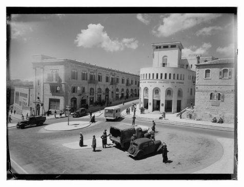 ירושלים בימי המנדט