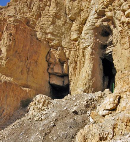 מערות ואדי מורבעת (וויקפדיה)