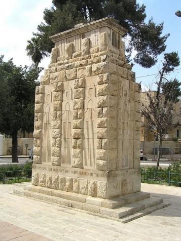 כיכר אלנבי (מקור: וויקפדיה)