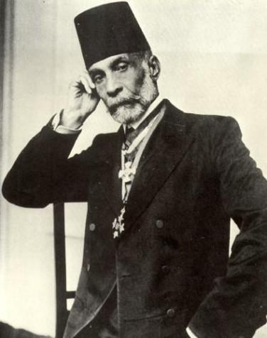 מוסא כאזים חוסייני (מקור: וויקפדיה)