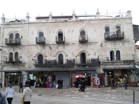 מלון אמדורסקי לשעבר