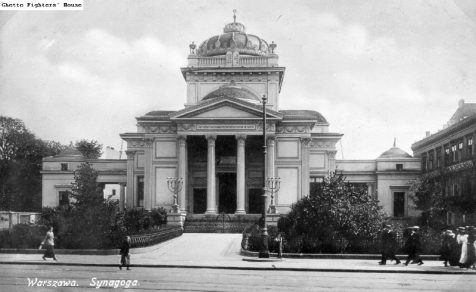 בית הכנסת המרכזי בורשא