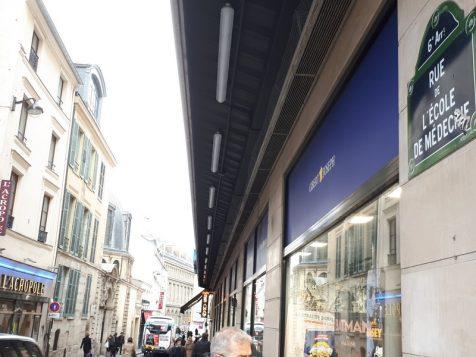 Rue De L'ecole De Medecine