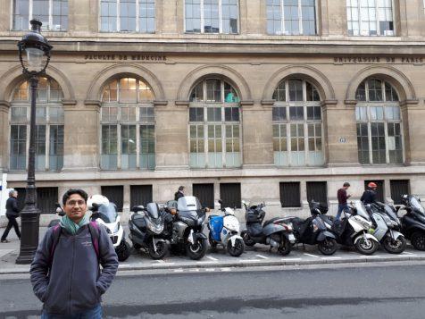 הפקלוטה לרפואה, אוניברסיטת פריז.